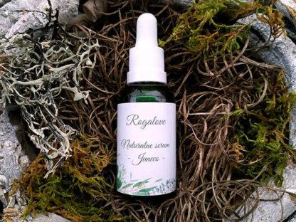 Naturalne serum do twarzy - Juneco